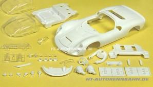 Porsche 910 Karosseriebausatz weiß