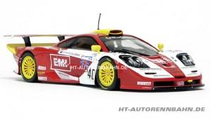 McLaren F1 GT-R Langheck Le Mans 1998 #40