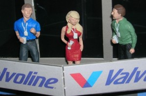 3 Figuren als VIP-Gäste Typ A