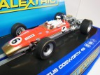 Gold Leaf Team Lotus 49T 1968 # 6 Jim Clark