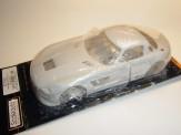 Karosserie Mercedes SLS AMG GT3 weiß