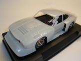 Ford Capri weiß Autobausatz vormontiert